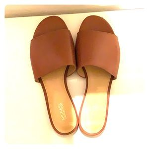 Michael Kors sandals (brown)
